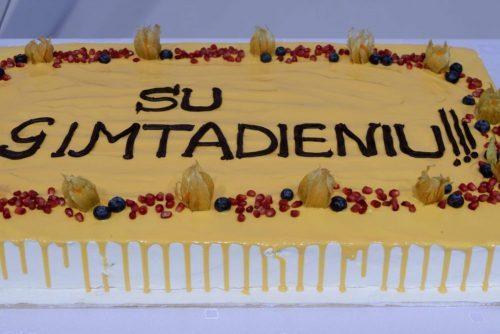 Centras paminėjo 13-tą veiklos gimtadienį