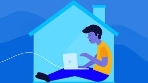 Tyrimas: kaip darbas iš namų veikia produktyvumą bei asmeninę gerovę? | logopedeskabinetas.lt
