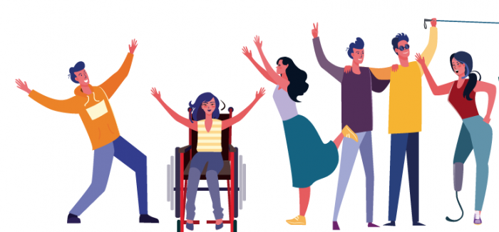 Tarptautinė žmonių su negalia diena